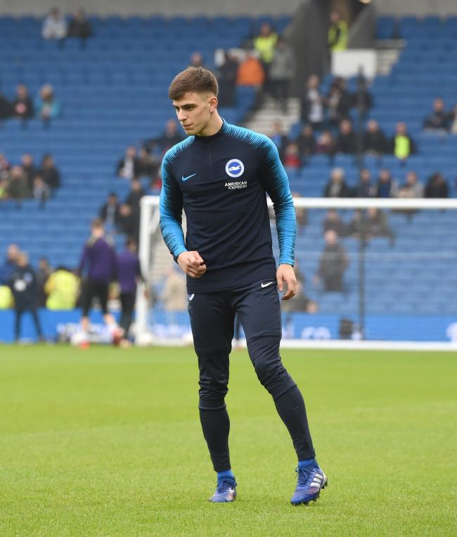Albion youngster Jayson Molumby is plotting a Toulon tournament shock