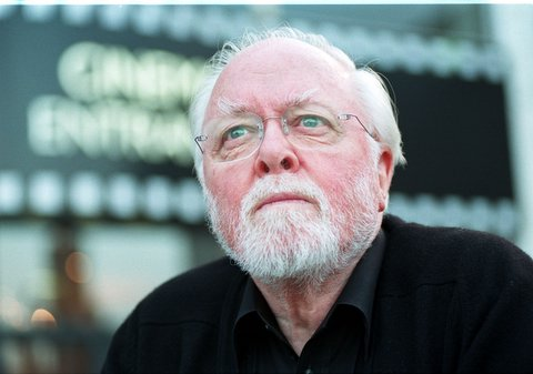 Tributes paid to Richard Attenborough