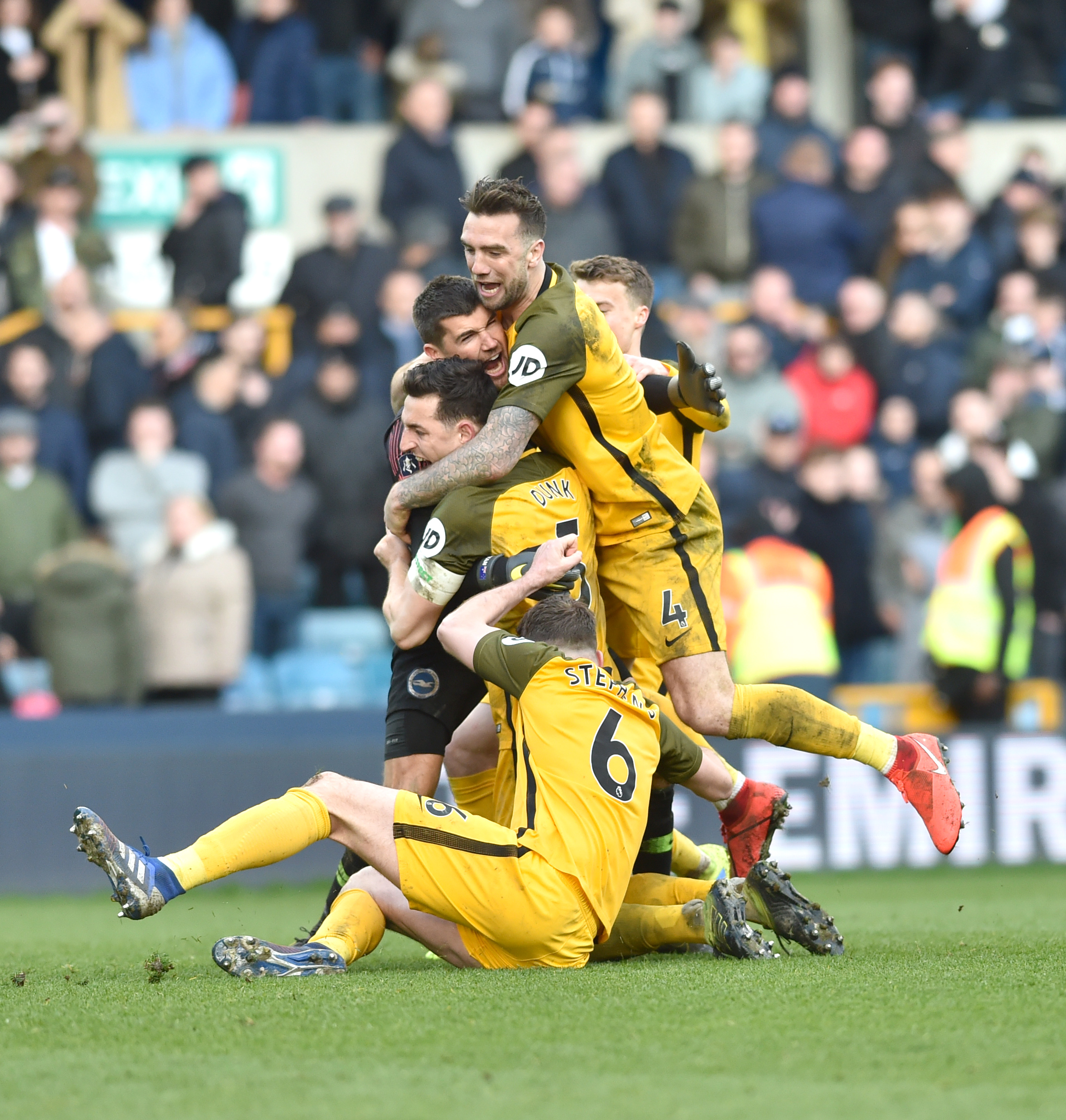 Albion draw Manchester City in FA Cup semi-final