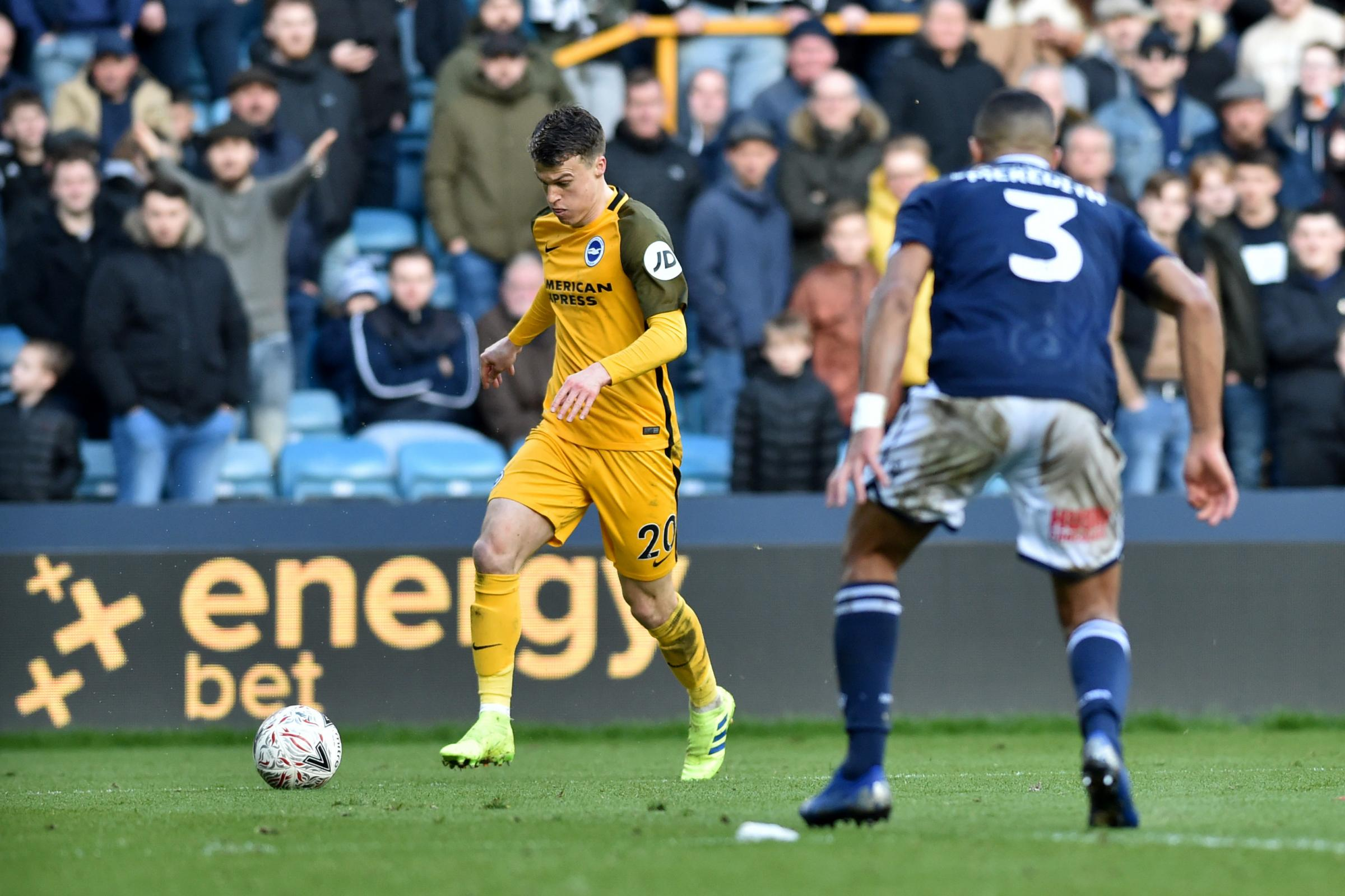 How the Albion players rated at Millwall