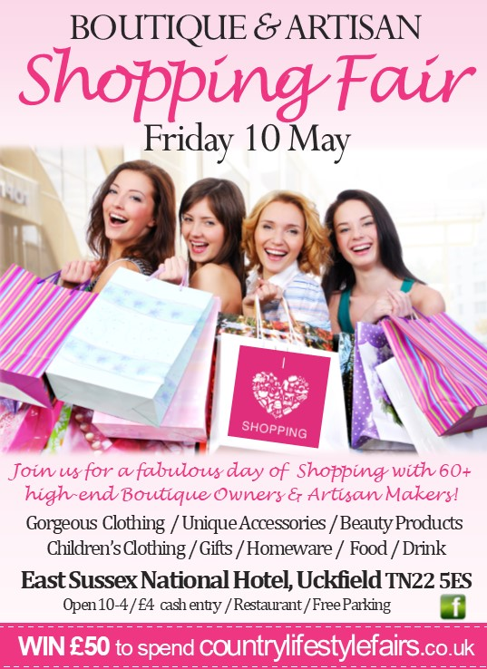 Boutique & Artisan Shopping Fair