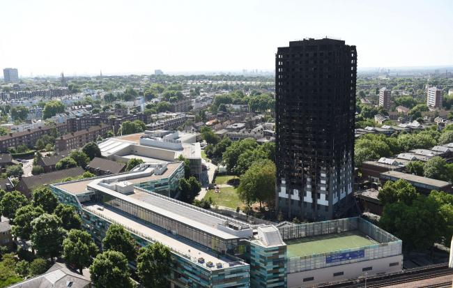 Grenfell Tower. Voluntary organisations filled the void left by a lack of official direction in the wake of the Grenfell Tower fire, a report has found..