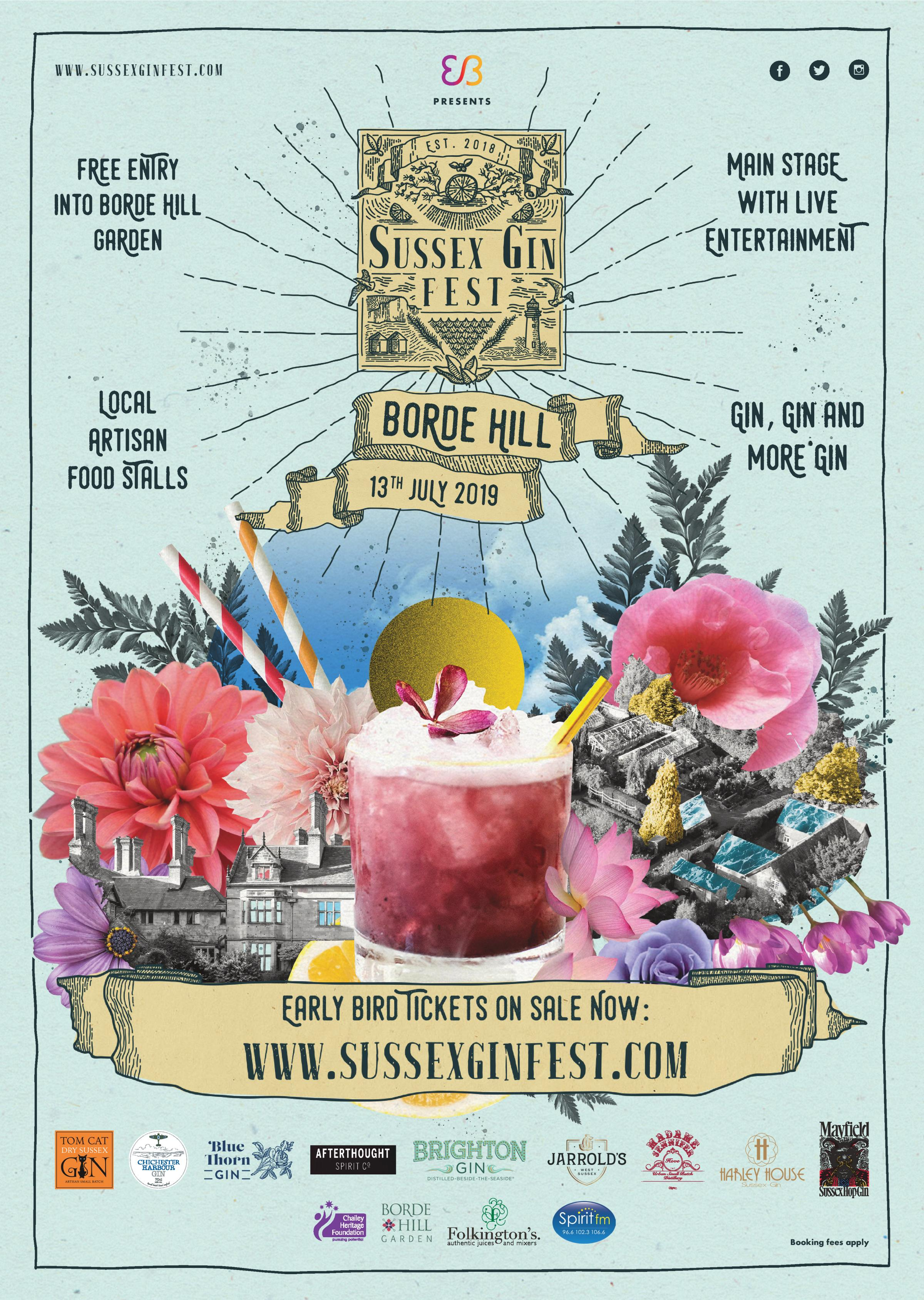 Sussex Gin Fest