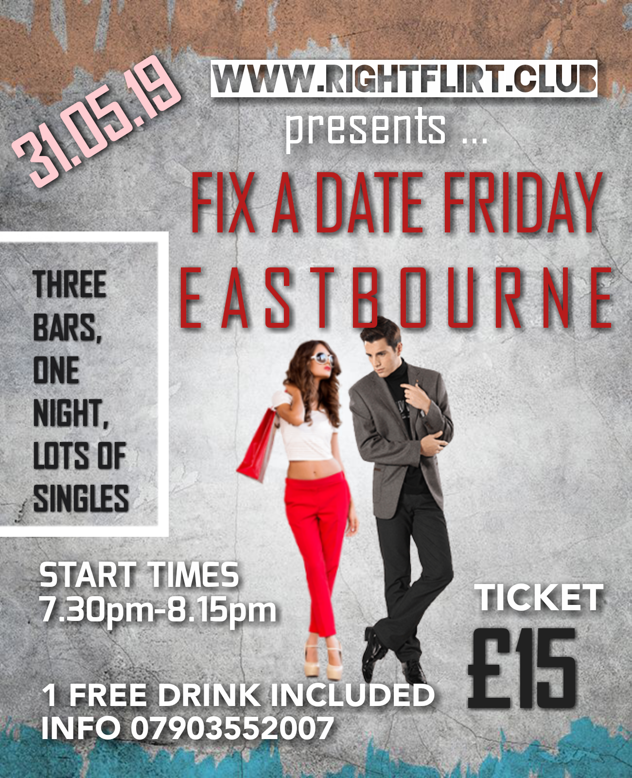 Fix a Date Friday (Eastbourne)