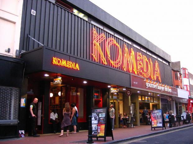 The Argus: Komedia, like all venues in the city, has been closed since March with no reopening date in sight