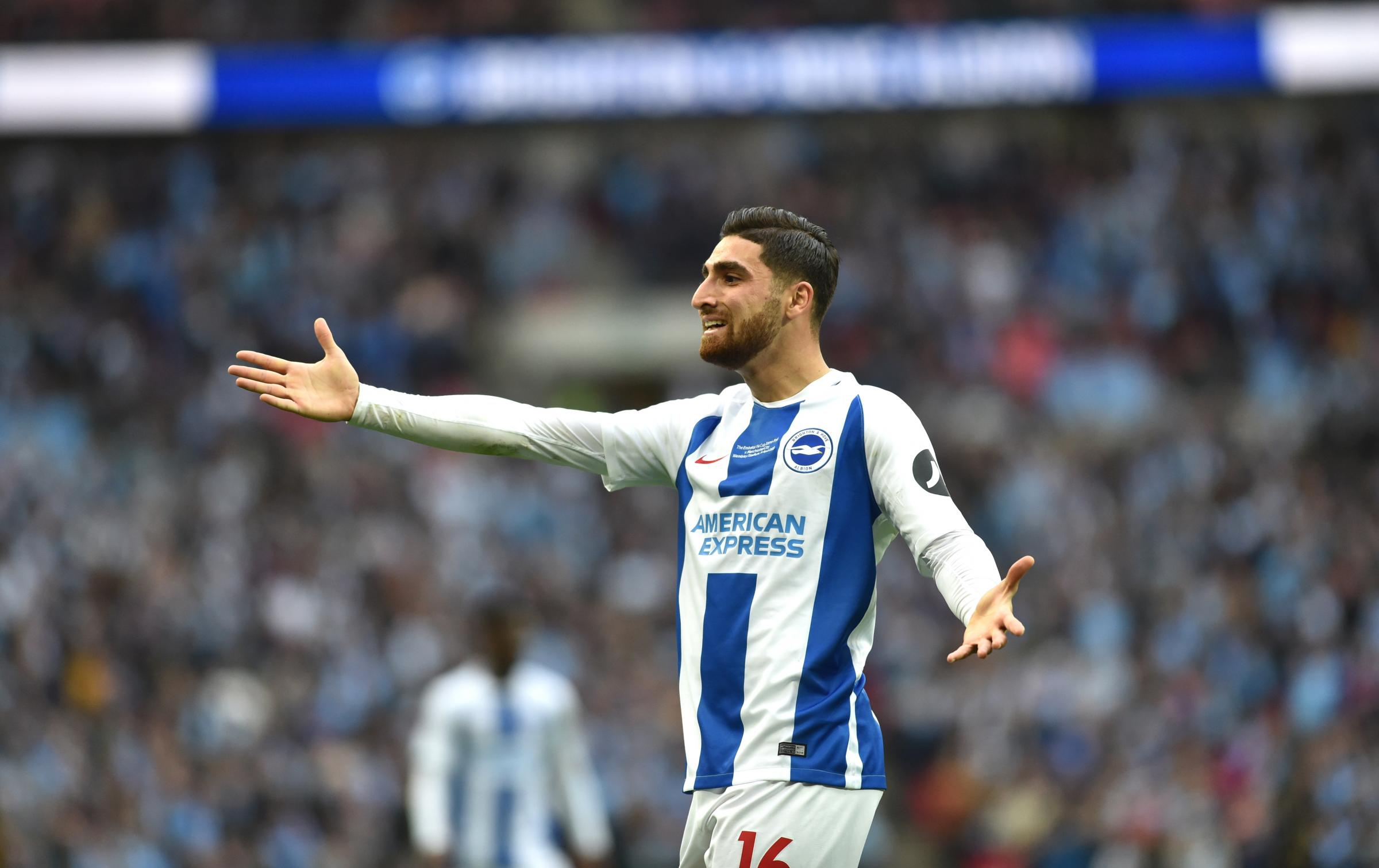 Record signing Alireza Jahanbakhsh has struggled to make an impact since his summer move