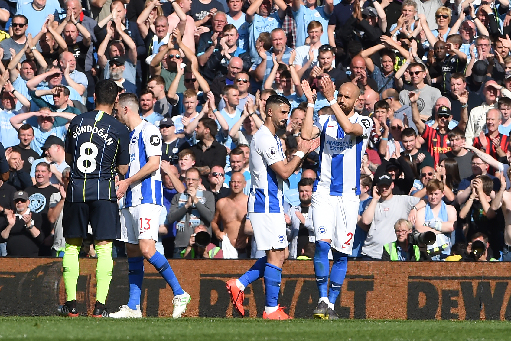 Albion v Man City player ratings