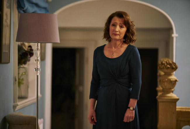 Undated BBC Handout Photo from Mum. Pictured: Lesley Manville as Cathy. See PA Feature SHOWBIZ TV Manville. Picture credit should read: PA Photo/BBC/Big Talk Productions/Mark Johnson. WARNING: This picture must only be used to accompany PA Feature SHOWBIZ