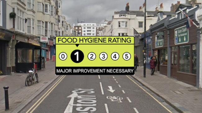 Stamina Juice Bar - Food Hygiene Rating 1 - Major Improvement Necessary