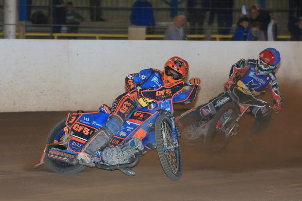 Eastbourne Eagles aim to go one better than last week. Picture by Mike Hinves