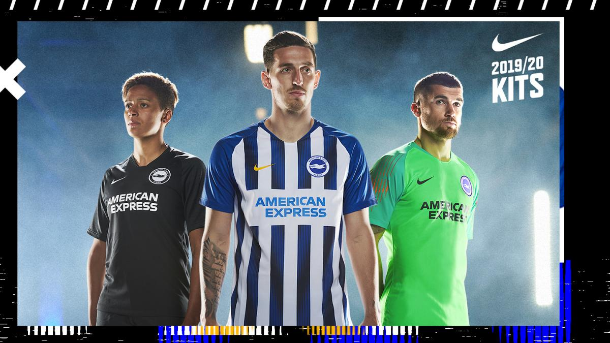 d6ac216706e Brighton fans have their say on club's new kit for 2019/20 season ...