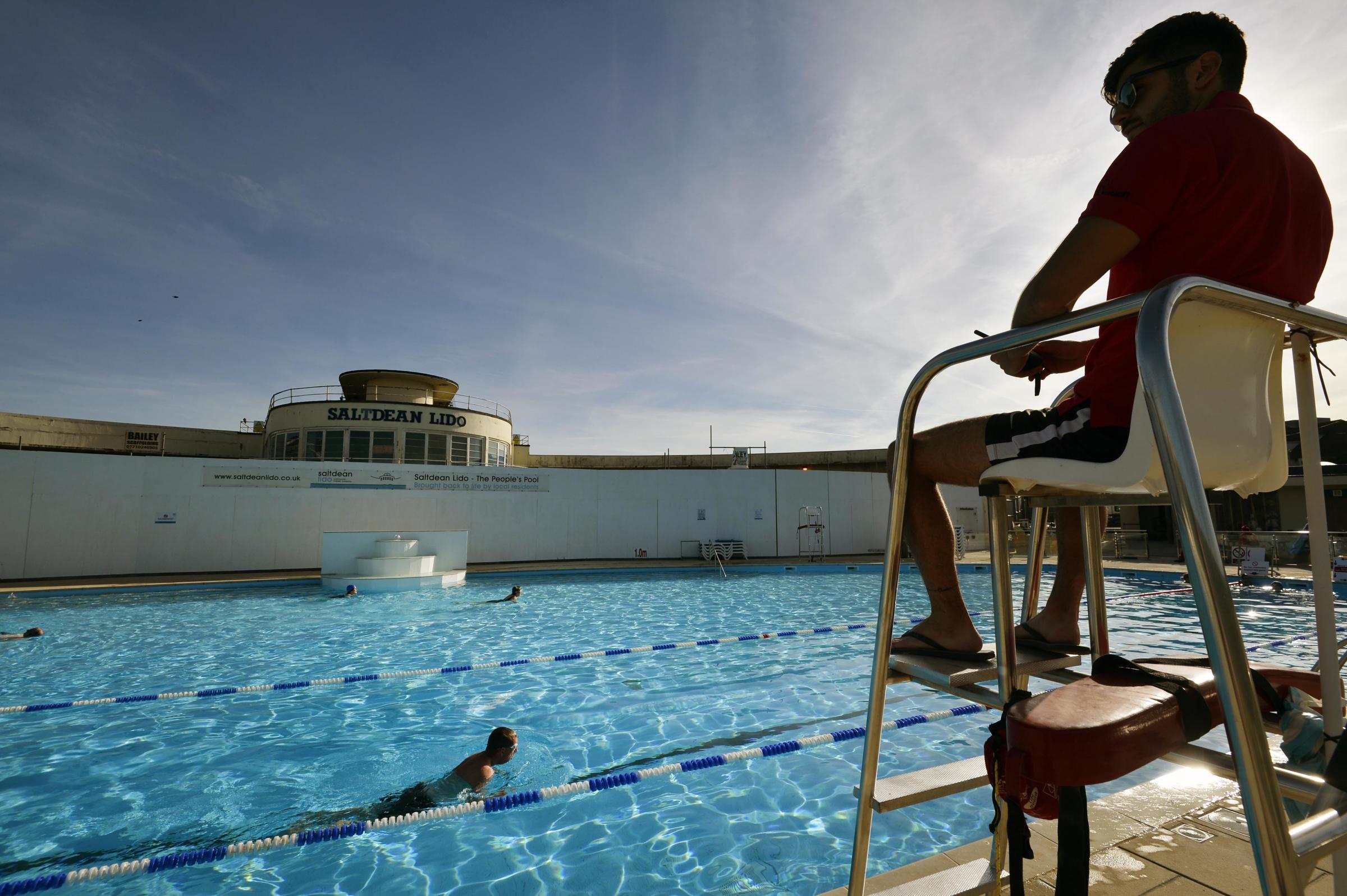 Pool of funding unlocked for Saltdean Lido restoration