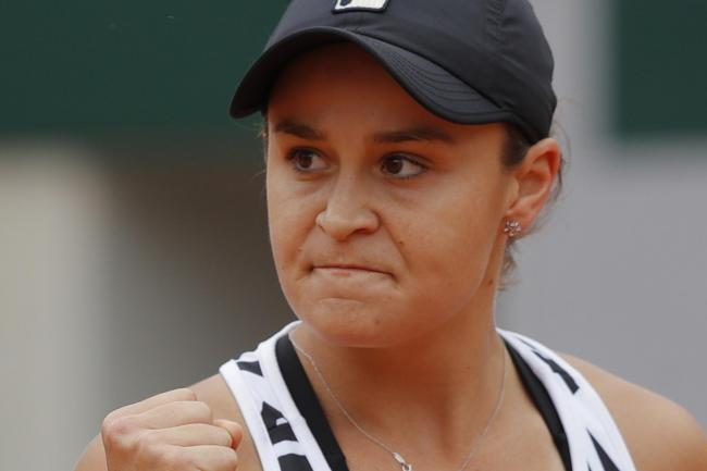 Ashleigh Barty has pulled out of Eastbourne due to an arm injury
