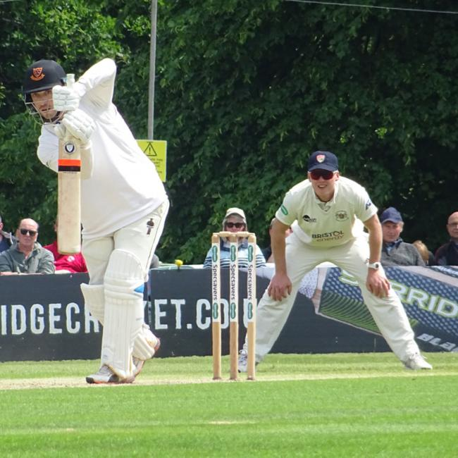 Will Beer scored 97 at Arundel. Picture by Alison McCreedy