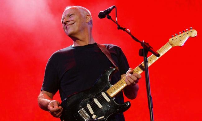Embargoed to 1800 Thursday March 4..File photo dated 02/07/05 of Dave Gilmour of Pink Floyd, who is to tour for the first time in nine years. PRESS ASSOCIATION Photo. Issue date: Wednesday March 4, 2015. David Gilmour, best known as the voice and guitar o